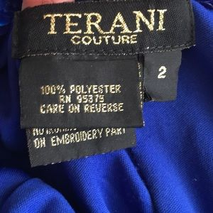 Terani Couture Dresses - Mermaid SOFT Sequin Cocktail